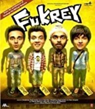 Fukrey - DVD (Hindi Movie / Bollywood Film / Indian Cinema) 2013 by Pulkit Samrat, Varun Sharma Ali Fazal