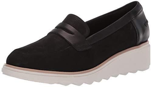 CLARKS Women's Sharon Ranch Penny Loafer