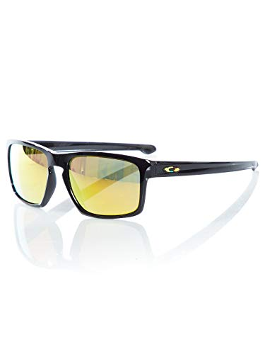 Oakley Sliver VR46 Polished Black Fire Irid
