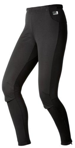 Odlo Muscle Pantalon pour femme Noir noir 46
