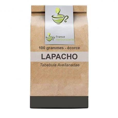 Tisane Lapacho ECORCE 100 GRS Tabebuia avellanadae