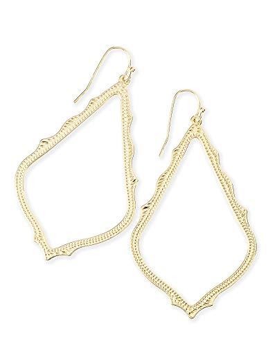 Kendra Scott Sophee Drop Earrings for Women, Fashion Jewelry, 14k Gold-Plated