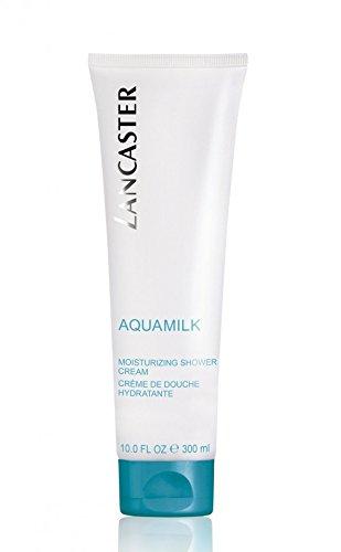 Lancaster Aquamilk femme/woman, Moisturizing Shower Cream, 1er Pack (1 x 300 ml)