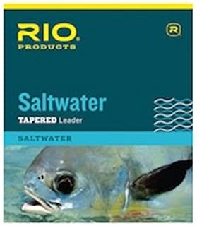 Rio Saltwater Leader 10ft, 6 Pack