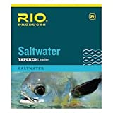 Rio Fishing Products Saltwater Leader 10ft, 3 Pack (16lb - 3 Pack)