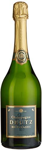 Champagner Deutz Brut Classic 0,75 l Champagner (1 x 0.75 l)