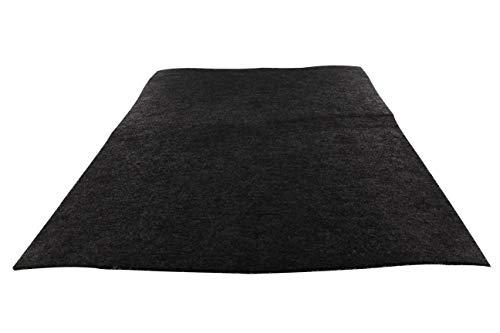 DL-pro Kohlefiltermatte Aktivkohlefilter 38x55cm für Respekta MI 150 K zuschneidbar universal für Dunstabzugshaube