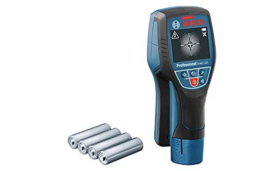 Detector e Scanner de parede 120mm D-TECT 120 Bosch