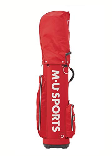 Review Of MU Sports Ladies Golf Caddie Bag, 703P6105 Color Red