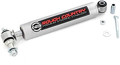 Rough Country Steering Stabilizer Replacement Cylinder (fits) 1986-1995 Trucks 4-Runner 87351