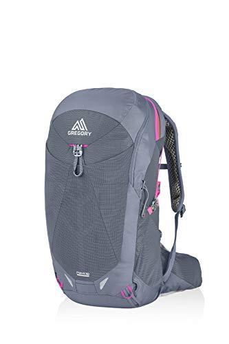 Gregory Damen Maya Backpack Rucksack, Grau (Mercury Grey), 10 L