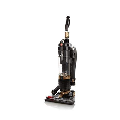 Hoover WindTunnel Air Bagless Upright Corded Lightweight Vacuum Cleaner UH70410pc,Gold…