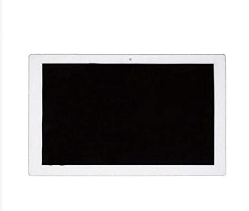 xinqiutouchthefuture XQ - LCD Display + Touch Screen Digitizer Assembly White for 10.1' Sony Xperia Tablet Z4 LTE Version SGP712 SGP771 Replacement
