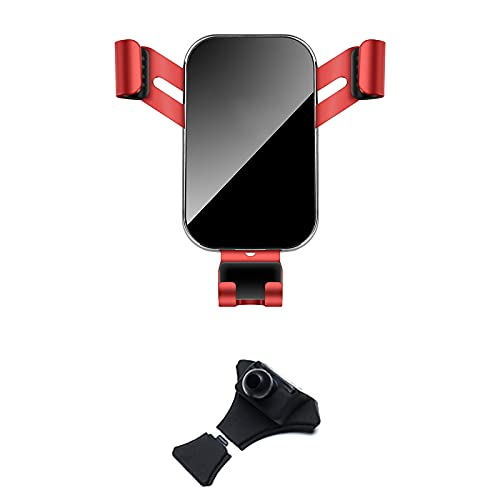 JOYSILIN Car Mobile Phone Holder Car Air Vent Outlet Bracket Snap-Type Navigation Stand for Mercedes Benz W176 2013-2018 GLA X156 2015-2019 CLA W117 2013-2018