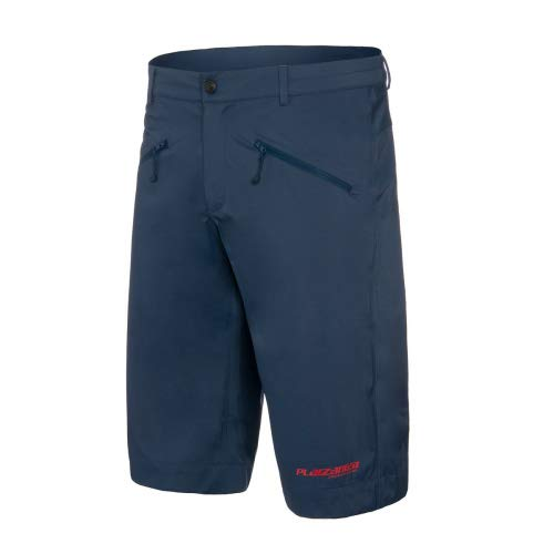 platzangst D1 Shorts - Blau Größe M