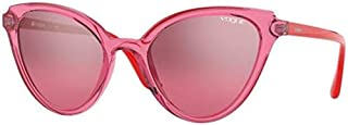 Vogue VO 5294S PINK/PINK SILVER 55/21/140 women Sunglasses