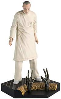 Alien Vs Predator Dr. Gediman Statue with Collector Magazine #42, Multicolor