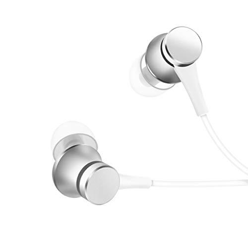 Fone Xiaomi Piston 3 - Original Xiaomi - Fone de Ouvido Versão Basic Fresh P2 MI In-Ear Headphones (PRATA)