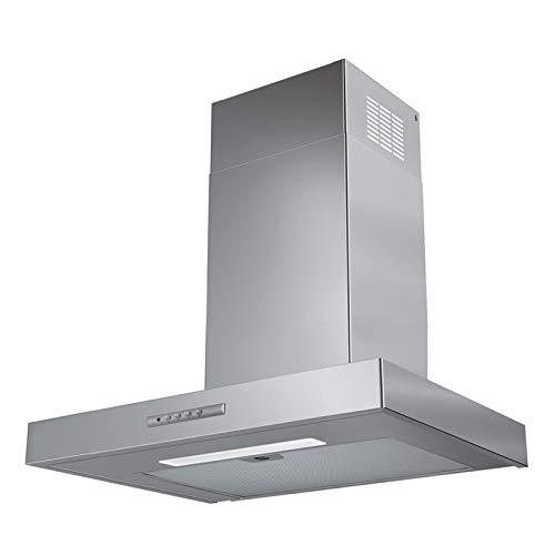Dunstabzugshaube Faber EASYPBXA60LC, 60 cm, Edelstahl, 3 Stufen, LED, extra leise