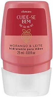 オ?ボチカリオ クイデセベン CUIDE-SE BEM ハンドクリーム ストロベリー&ミルク boticario CREME PARA MAOS MORANGO E LEITE 25g