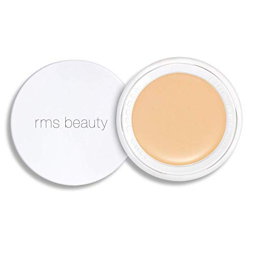 "RMS Beauty ""Un"" Cover-Up Concealer - Organic Cream Concealer & Foundation, Hydrating Face Makeup for Healthy Looking Skin - No.11 (0.2 Ounce)"