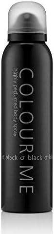 Colour Me Black - Fragrance for Men - 90ml Eau de Parfum, by Milton-Lloyd