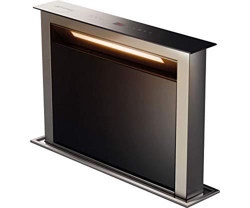 Smeg KDD60VXE-2 - Campana (570 m³/h, Canalizado/Recirculación, C, A, E, 62 dB)