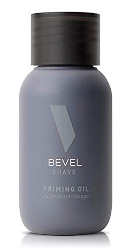 Pre Shave Oil for Men's Beard Care by Bevel,...