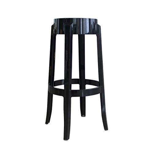 PLL Creative Home kruk eenvoudige manier barkruk persoonlijkheid stoel modern nonchalante plastic kruk