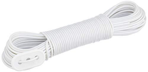 Elliott 10F00184 Stalen kern voor waslijn, wit
