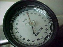 東日製作所 トーニチ ダイヤル型トルクレンチ置針付 DB6N4S_4224