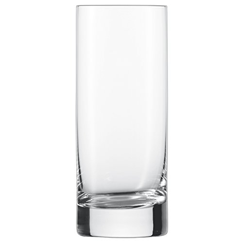 Schott Zwiesel Tritan Crystal Glass Paris Barware Collection Collins/Long Drink Cocktail Glass 11.1-Ounce, Set of 6