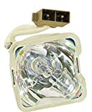 Replacement for Sharp Pg-c20xu Bare Lamp Only Projector Tv Lamp Bulb by Technical Precision