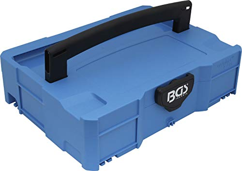 BGS BOXSYS1   Systemkoffer   BGS systainer® T-Loc 1   Transportbox   Werkzeugkoffer leer