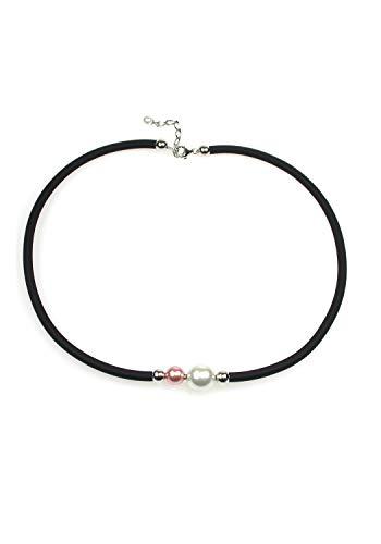 ORQUIDEA Collar de perlas para mujer Briseis