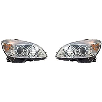 Genuine Mercedes-Benz Headlamp Unit 204-906-55-03