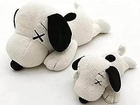 UNIQLO x KAWS PEANUTS Snoopy UT Toy Plush stuffed S & M Doll