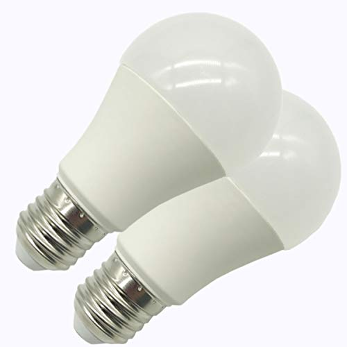 Lot de 2 Konyks Antalya A60WR, ampoule connectée E27, LED RGB WiFi, 810 lumens, 8.5W, 16 millions de couleurs, compatible...