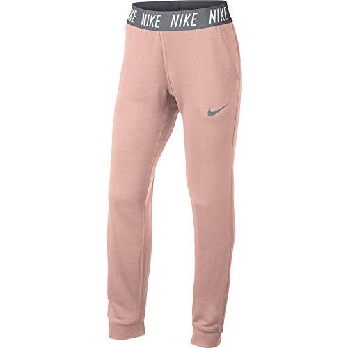 Nike DRI-FIT CORE Studio Pant Crimson Tint Fitnessbroek voor meisjes