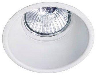Bpm Lighting - Foco empotrable Koni fijo (Válido para Halógena o LED),color Blanco
