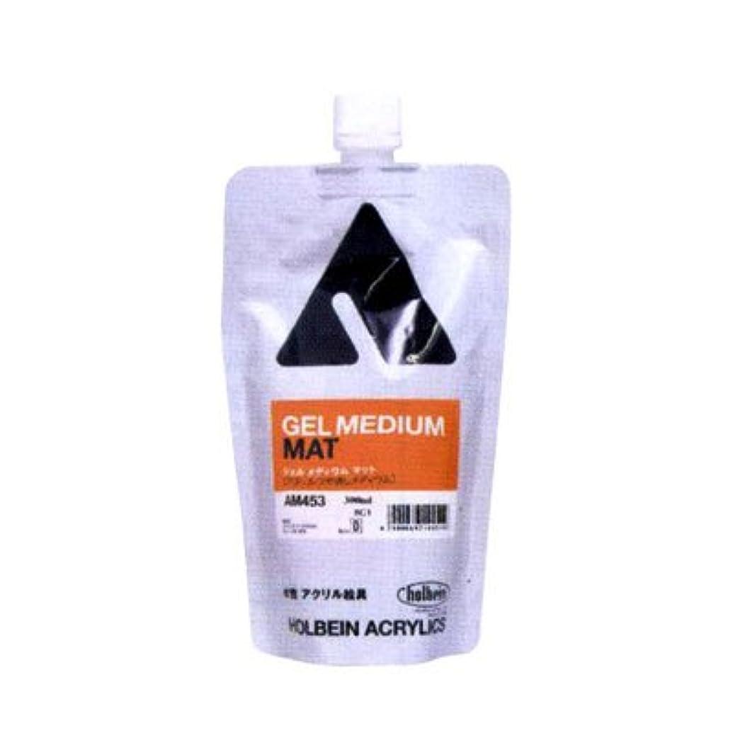 折る不測の事態ビュッフェホルベイン アクリリック ジェルメディウム(マット) スタンドパック 300ml
