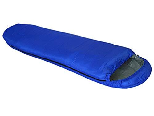 ISO TRADE Mumienschlafsack Schlafsack Camping Schafsack Schlafdecke Zelten 1717