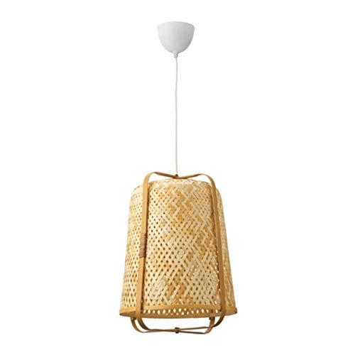 IKEA Knixhult Pendant Lamp Bamboo 604.071.34