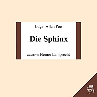 Die Sphinx Titelbild