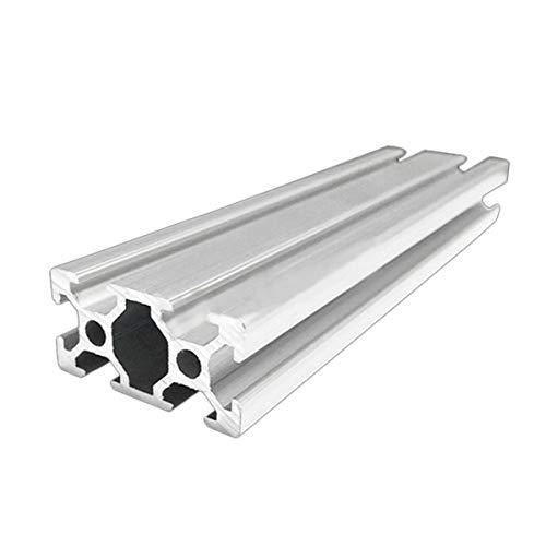 Shumo 500Mm Telaio 'Estrusione di Profili di Alluminio della T-Scanalatura di Lunghezza 2040 per la Stampante 3D