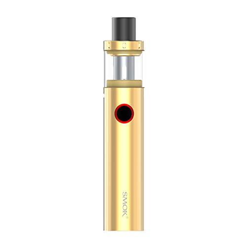 NICOTINE FREE, LIQUID FREE, S. m OK Vape Pen 22 Kit integrado 1650 mah Batería con Vape Pen 22 Tanque 0.3ohm Dual Core con indicador LED Kit de cigarrillo electrónico