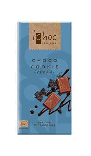Vivani Choco Cookie-Rice Choc, 5er Pack (5 x 80 g)