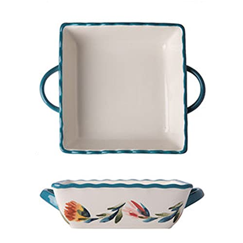 ChengBeautiful Keramik-Backblech Retro...
