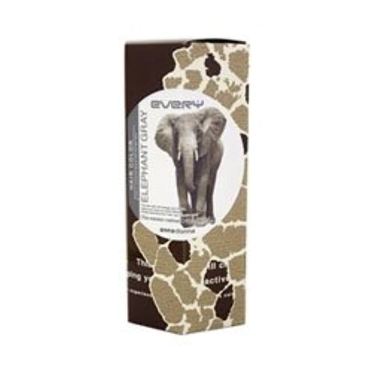 発見する接触子羊【アンナドンナ】エブリ ヘアカラー エレファントグレー 1セット ×20個セット