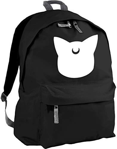 HippoWarehouse Chibi Cat Backpack ruck Sack Dimensions: 31 x 42 x 21 cm Capacity: 18 litres